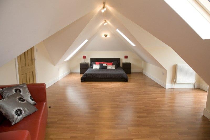 attic paint color ideas - Loft Conversions Gallery